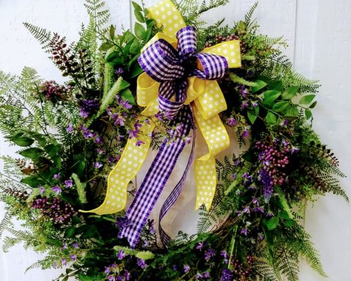Easter Wreath $69.99